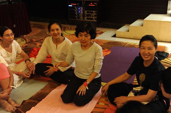 201408瀋陽五大元素與心靈轉化瑜伽師資回憶2-4