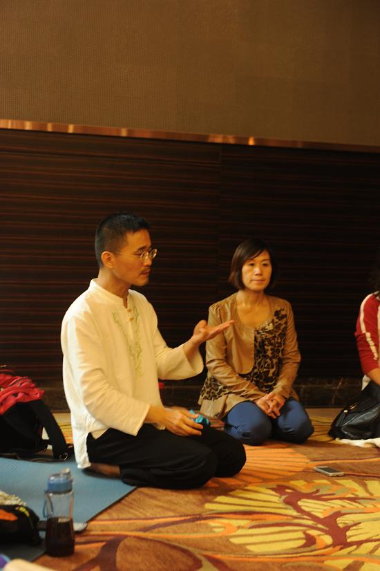 201408瀋陽五大元素與心靈轉化瑜伽師資回憶2-6