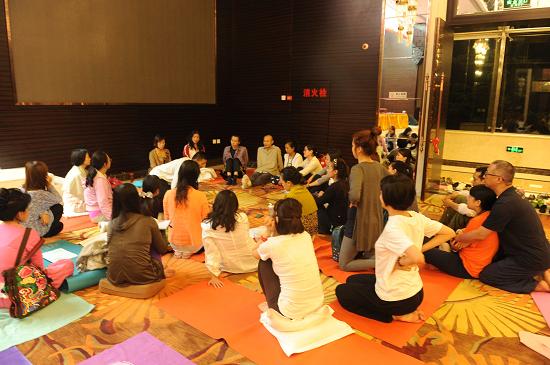201408瀋陽五大元素與心靈轉化瑜伽師資回憶2-5