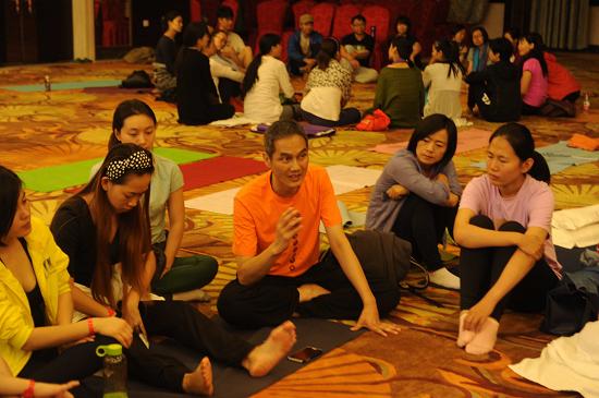 201408瀋陽五大元素與心靈轉化瑜伽師資回憶2-8