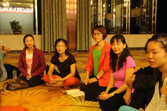 201408瀋陽五大元素與心靈轉化瑜伽師資回憶2-12