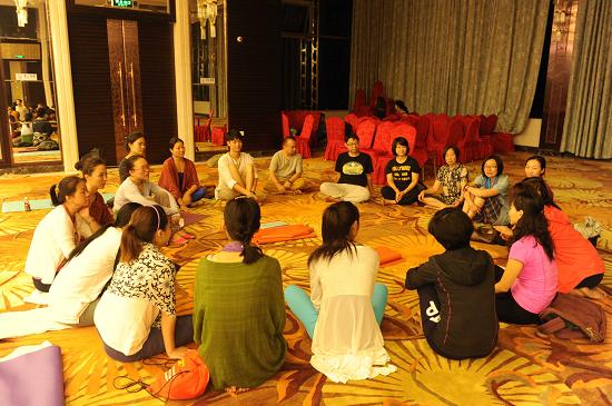 201408瀋陽五大元素與心靈轉化瑜伽師資回憶2-11