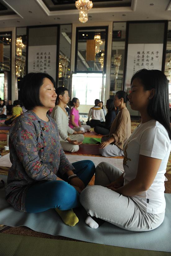 201408瀋陽五大元素與心靈轉化瑜伽師資回憶2-14