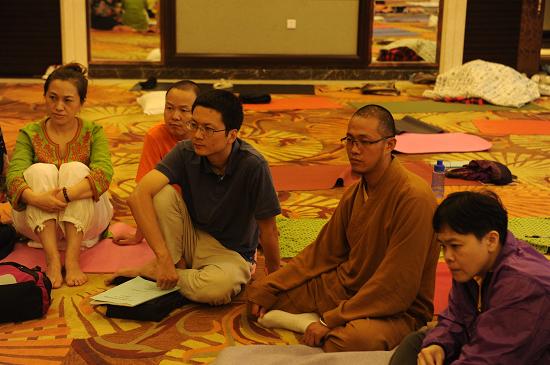 201408瀋陽五大元素與心靈轉化瑜伽師資回憶2-13