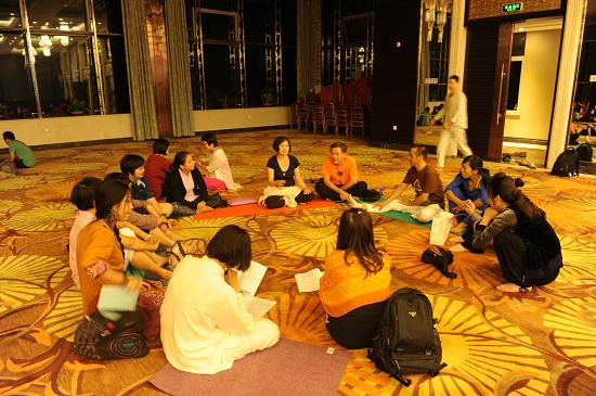 201408瀋陽五大元素與心靈轉化瑜伽師資回憶2-10