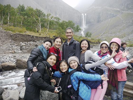 201408瀋陽五大元素與心靈轉化瑜伽師資班回憶4-8