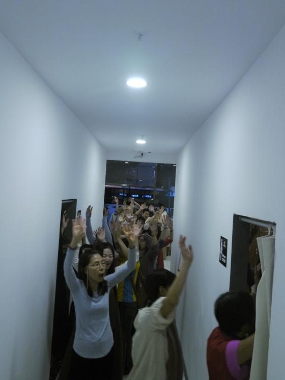 沈阳瑜伽派暖屋-5