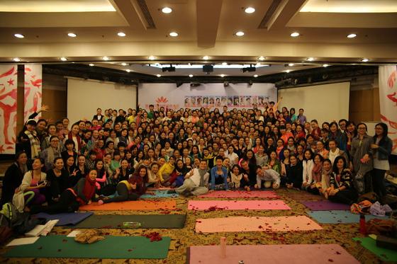 201410中國首屆女性瑜伽大會1-1