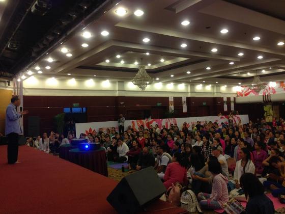 201410中國首屆女性瑜伽大會1-2