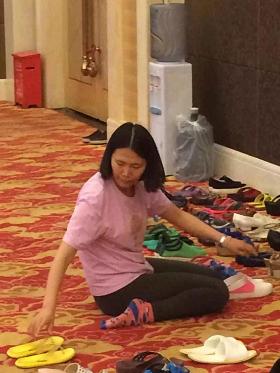 201505-邱顯峰深圳脈輪與勝王瑜伽師資培訓班精采回憶1-12