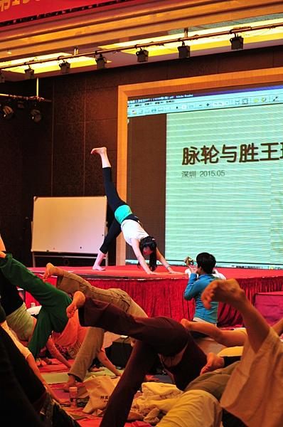 201505-邱顯峰深圳脈輪與勝王瑜伽師資培訓班精采回憶2-16