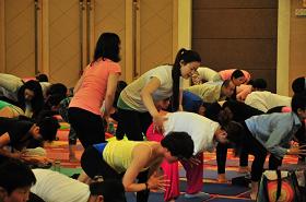 201505-邱顯峰深圳脈輪與勝王瑜伽師資培訓班精采回憶2-25