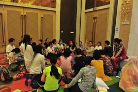 201505-邱顯峰深圳脈輪與勝王瑜伽師資培訓班精采回憶2-38