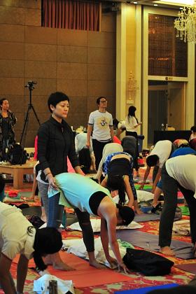 201505-邱顯峰深圳脈輪與勝王瑜伽師資培訓班精采回憶2-30