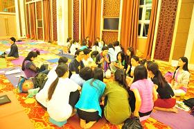 201505-邱顯峰深圳脈輪與勝王瑜伽師資培訓班精采回憶2-47