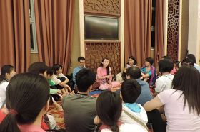 201505-邱顯峰深圳脈輪與勝王瑜伽師資培訓班精采回憶2-48