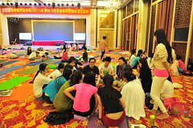 201505-邱顯峰深圳脈輪與勝王瑜伽師資培訓班精采回憶2-46