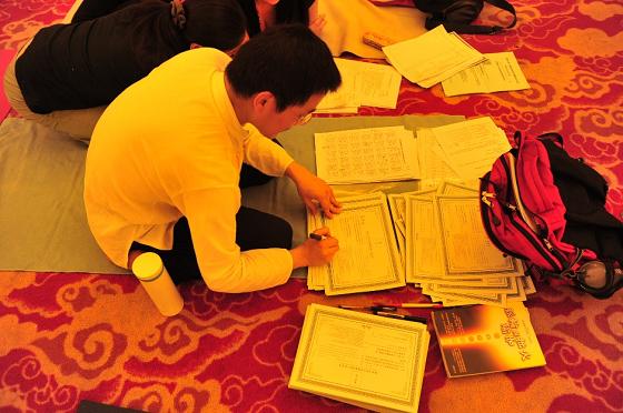 201505-邱顯峰深圳脈輪與勝王瑜伽師資培訓班精采回憶2-61