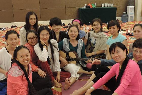 201505-邱顯峰深圳脈輪與勝王瑜伽師資培訓班精采回憶2-50
