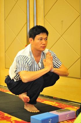 邱显峰深圳脉轮与胜王瑜伽师资培训班精采回忆3-1