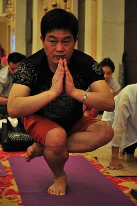 邱显峰深圳脉轮与胜王瑜伽师资培训班精采回忆3-2