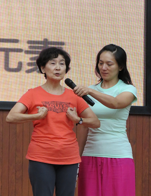 邱顯峰昆明瑜伽呼吸法與身印法教師認證班精采回憶2-4