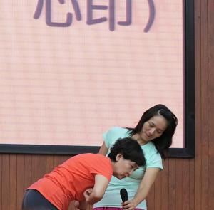 邱顯峰昆明瑜伽呼吸法與身印法教師認證班精采回憶2-6