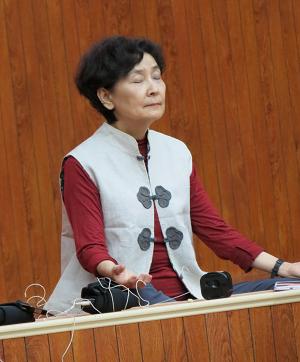 邱顯峰昆明瑜伽呼吸法與身印法教師認證班精采回憶2-2