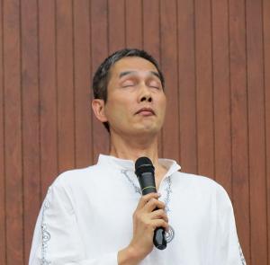 邱顯峰昆明瑜伽呼吸法與身印法教師認證班精采回憶2-21