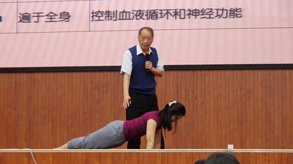 邱顯峰昆明瑜伽呼吸法與身印法教師認證班精采回憶2-36