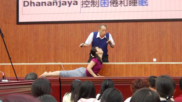邱顯峰昆明瑜伽呼吸法與身印法教師認證班精采回憶2-35