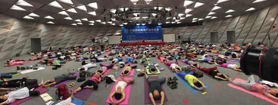 201509-大连中国瑜伽产业博览会-7