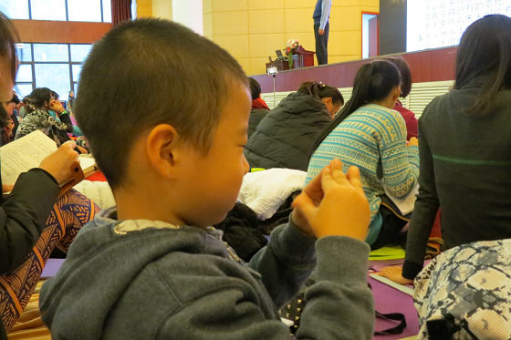 邱显峰长沙脉轮与拙火瑜伽初级教师认证班精采回忆一-26