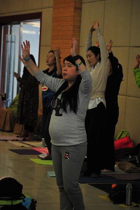 邱显峰长沙脉轮与拙火瑜伽初级教师认证班精采回忆一-42
