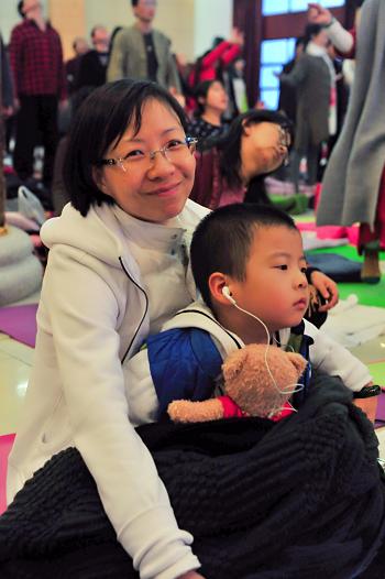 邱显峰长沙脉轮与拙火瑜伽初级教师认证班精采回忆一-35