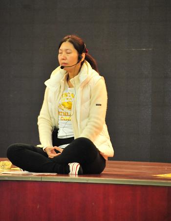 邱顯峰長沙脈輪與拙火瑜伽初級教師認證班精采回憶二- (21)