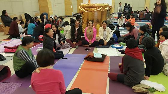 邱顯峰長沙脈輪與拙火瑜伽初級教師認證班精采回憶二- (43)