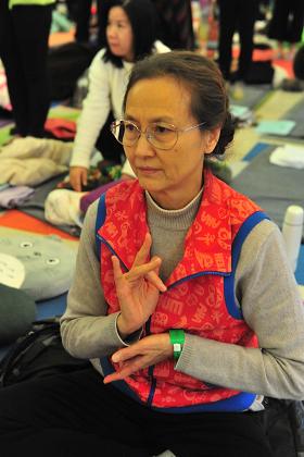 邱显峰长沙脉轮与拙火瑜伽初级教师认证班精采回忆三-9