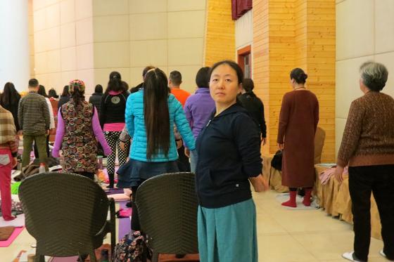 邱显峰长沙脉轮与拙火瑜伽初级教师认证班精采回忆三-5