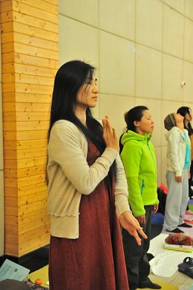 邱显峰长沙脉轮与拙火瑜伽初级教师认证班精采回忆三-10