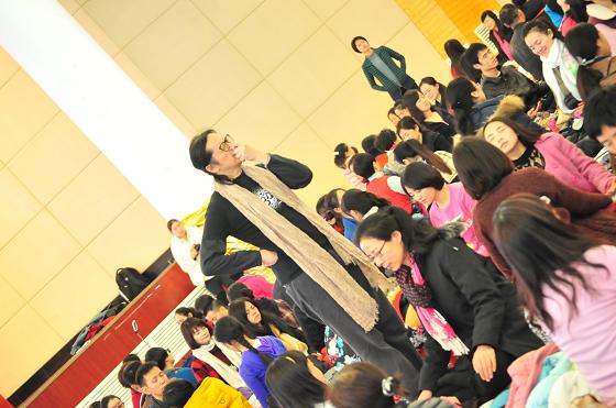 邱显峰长沙脉轮与拙火瑜伽初级教师认证班精采回忆三-2