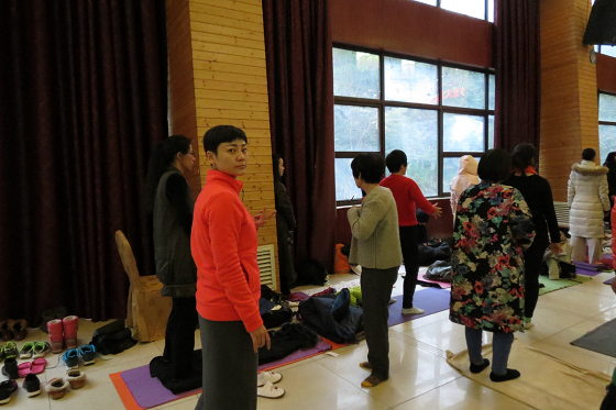 邱显峰长沙脉轮与拙火瑜伽初级教师认证班精采回忆三-6