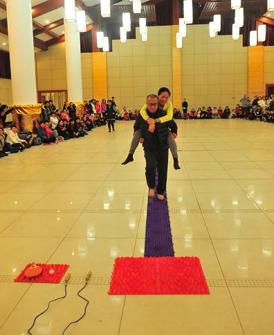 邱显峰长沙脉轮与拙火瑜伽初级教师认证班精采回忆三-21