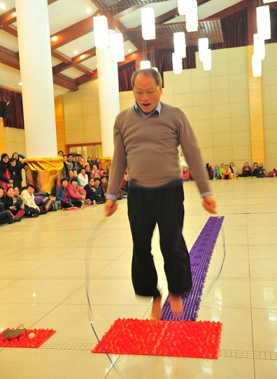 邱显峰长沙脉轮与拙火瑜伽初级教师认证班精采回忆三-25