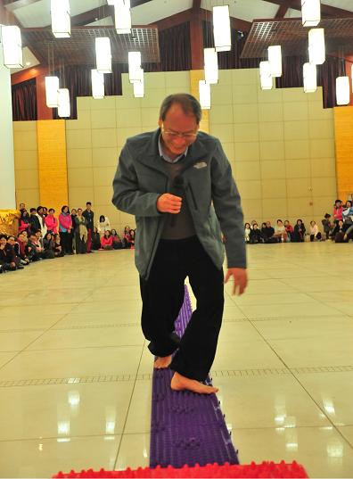 邱显峰长沙脉轮与拙火瑜伽初级教师认证班精采回忆三-24