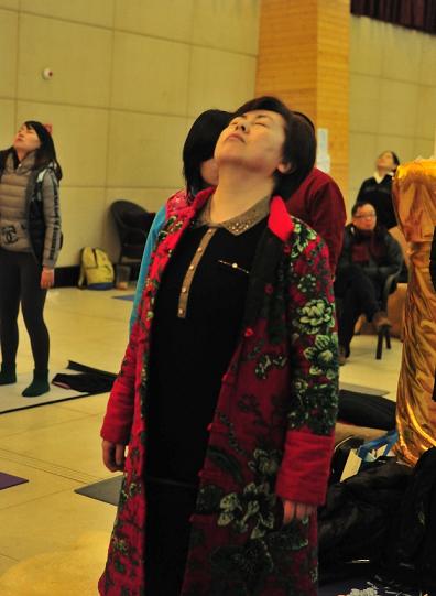 邱显峰长沙脉轮与拙火瑜伽初级教师认证班精采回忆三-40