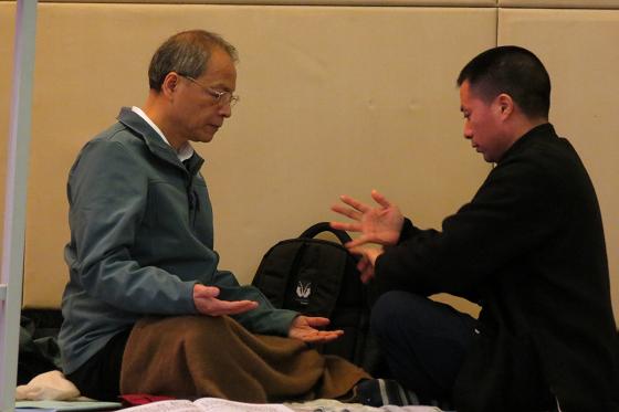 邱显峰长沙脉轮与拙火瑜伽初级教师认证班精采回忆三-39