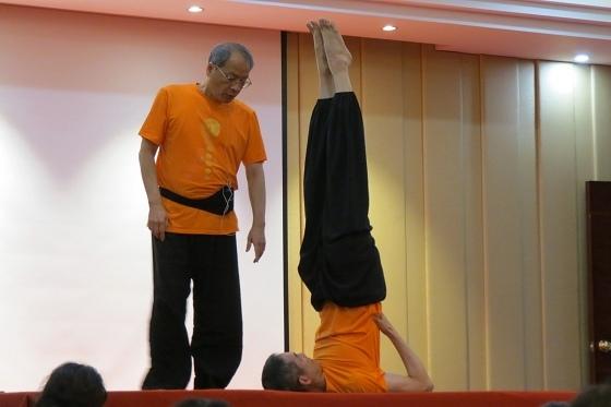201607邱顯峰黃山脈輪與勝王瑜伽中級教師認證班精采回憶2-13