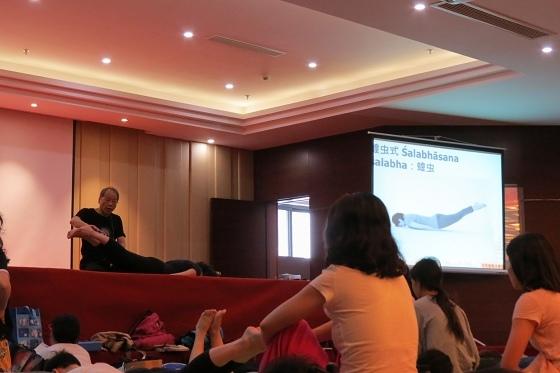 201607邱顯峰黃山脈輪與勝王瑜伽中級教師認證班精采回憶2-19