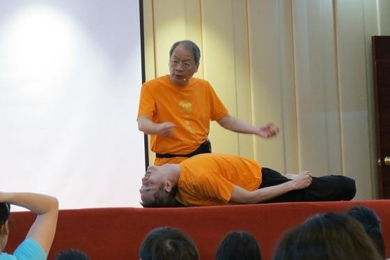 201607邱顯峰黃山脈輪與勝王瑜伽中級教師認證班精采回憶2-14